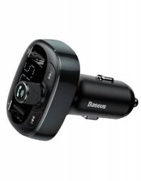 Carregador Veicular Fm/bluetooth Baseus Ccall-tm01