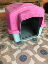 Casa de cachorro casinha plástica