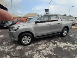 Toyota Hilux SRV 2.7 Aut.4x4 Flex 2017