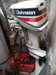 Motor johnson 15