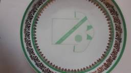 Prato comemorativo Coritiba (raridade)