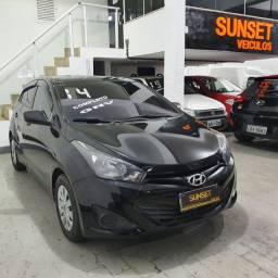 Hyundai Hb20 2014 GNV 5ª GERAÇÃO cheirando a novo!!!!!