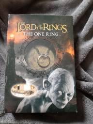 Anel One Ring Senhor dos Aneis