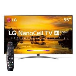 Tv LG 55 nanocell SM 9000