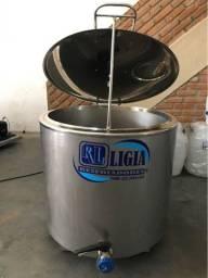 Resfriador de leite 280 litros