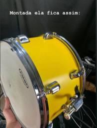 Casco de Caixa 14/6,5 Mapex Amarelo