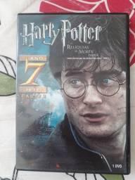 Dvd Harry Potter e as Reliquias da Morte parte 2