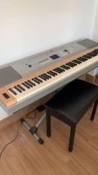 Vendo piano elétrico yamanha