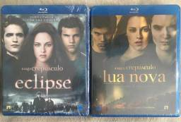 Blu-ray Saga Crepúsculo- Eclipse E Lua Nova - Lacrados