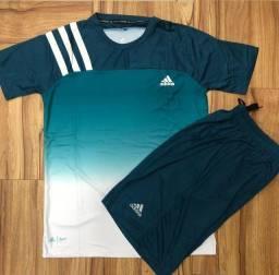 Tudo em confecções esportivas camisas de time e térmicas com proteção UVA e UVB