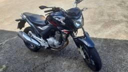 Título do anúncio: Vende moto
