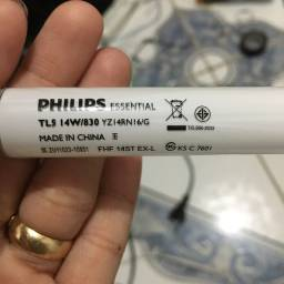 Lâmpadas Philips fluorescente tubular