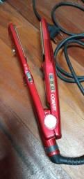 Prancha polishop vermelha