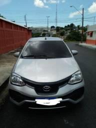 Toyota Etios Automático 17/18