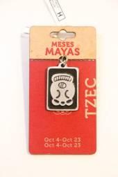 Chaveiro Meses Mayas México