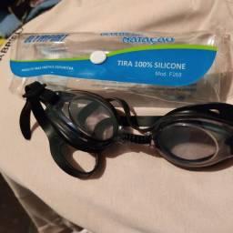 Óculos de natação infantil