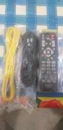 Kit de cabo com controle da net