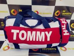 Bolsa Tommy Transversal pra Pequenas viagens