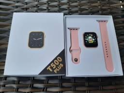 T500 plus smartwatch 12 x sem juros