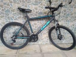 """Bicicleta aro 26 Caloi """" revisada"""""""