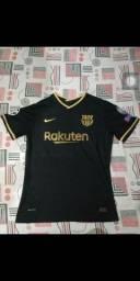 Camisa Nike Barcelona Oficial/original 20/21 Jogador II<br><br>