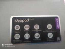 Notebook Lenovo com i3 pouquíssimo tempo de uso