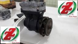 Compressor de Ar Duplo Volvo FH12/FH13/NH13 F