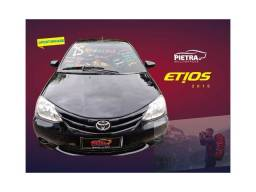 Título do anúncio: Toyota Etios 2015 1.5 x sedan 16v flex 4p manual