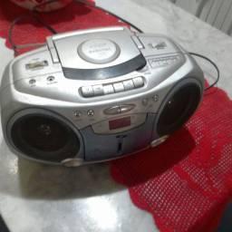 Radio portátil microsistem