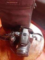 Câmera digital Nikon P530 zoom 42x