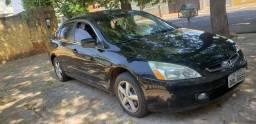 Honda Accord v6 teto couro nave pego menor valor