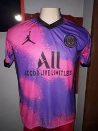 Camisa clubes europeus