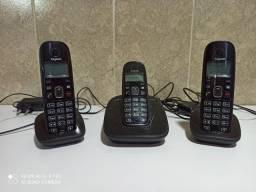 Título do anúncio: Telefones Sem Fio 3