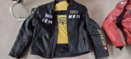 Título do anúncio: Jaqueta amarela ou conjunto