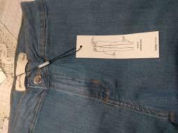 Calça jeans N.34 Hering Nova