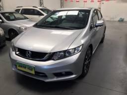 Honda/civic 2.0 Lxr ano 2015 completo arbg e abs