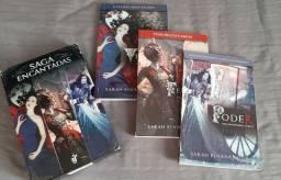 Título do anúncio: Saga encantadas - Box
