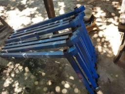 Ferro de cama elastica p venda