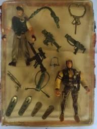 Bonecos de Soldados Articulados