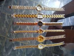 Título do anúncio: Relógios jóia 1 linha feminino