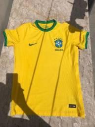 Camisa Brasil modelo jogador 2021