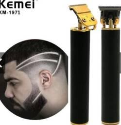 Barbeador De Cortar Cabelo Profissional Kemei 1971