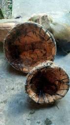 Título do anúncio: Caqueiras da Casca do Coco