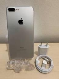 Iphone 7 Plus 32gb - Silver - LEIA A DESCRIÇÃO !!!