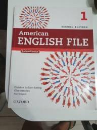 Livro American English File, Student Book, Volume 1, Second Edition