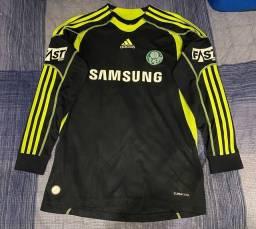 Camisa de goleiro Palmeiras