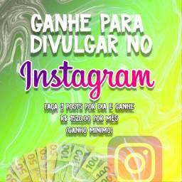 Título do anúncio: vivendo de instagram
