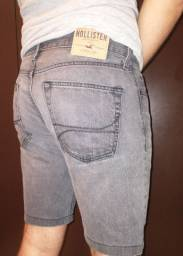 Bermuda Jeans Hollister original