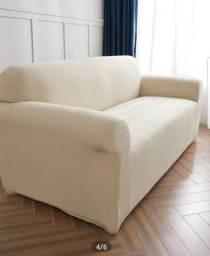 2 Capa de sofá 2 lugares