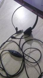 FONE VIA USB VÍDEO CHAMADAS
